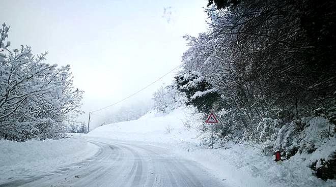 Nevicata del 2017: via libera ad interventi per 70 milioni di euro