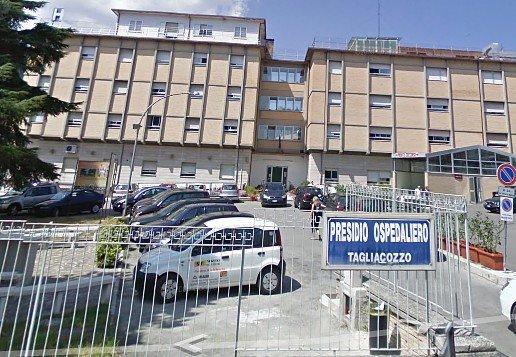 Riattivato il servizio di fisioterapia ambulatoriale all'ospedale Umberto 1 di Tagliacozzo