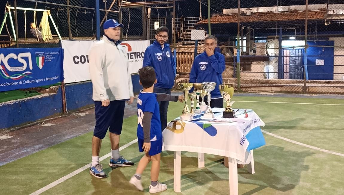 Avvincente gara finale della Summer Cup by Champions Futsal League al Centro Sportivo Bruno Compagno di Avezzano