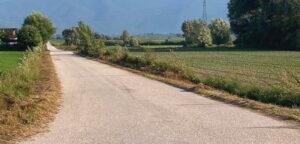 Avviati a Celano i lavori di pulizia di strade e fossati del Fucino