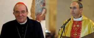 II saluto del Presidente dei Vescovi Abruzzesi e Molisani al Vescovo eletto di Avezzano