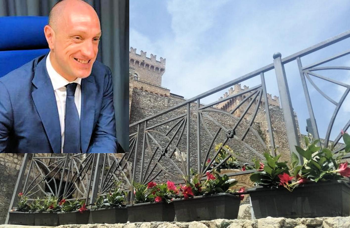 """Celano il sindaco Santilli """"Ripartiamo!"""""""