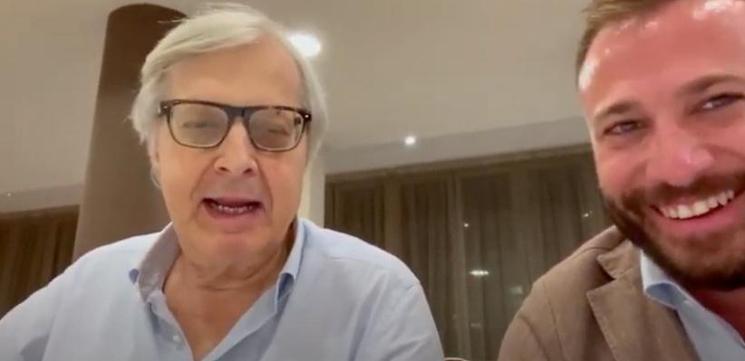 """Video di Sgarbi e Costantini. L'ira della Pezzopane: """"basta offendere la dignità delle donne abruzzesi"""""""