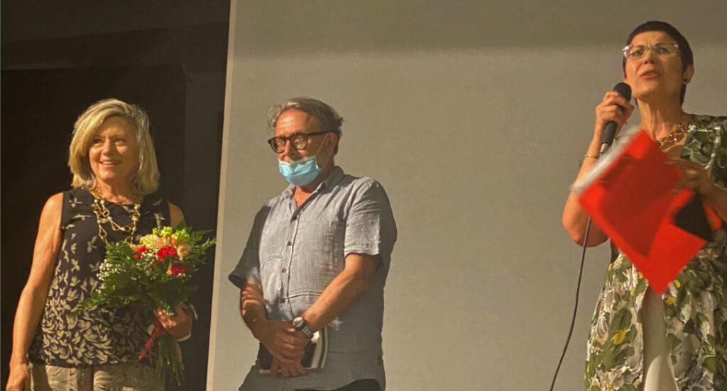 """Festival di Mezza Estate a Tagliacozzo, presentato il libro """"Roma città aperta: un film non ancora svelato"""" di Caterina Capalbo"""