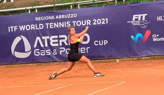 Dopo lo spettacolare torneo internazionale femminile, torna all'Aquila il grande tennis maschile