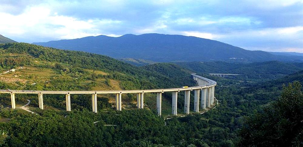 Ponti e viadotti: destinati alla Regione Abruzzo 54 milioni di euro per la messa in sicurezza