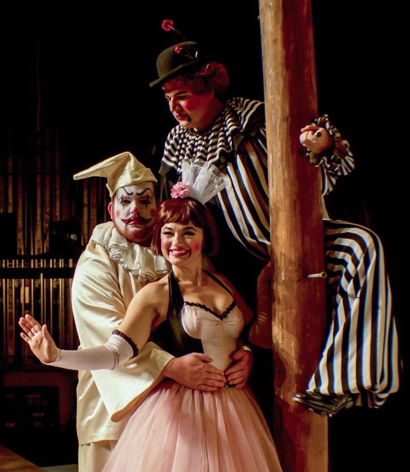 A Tagliacozzo Festival, i Pagliacci di Leoncavallo in un circo vero