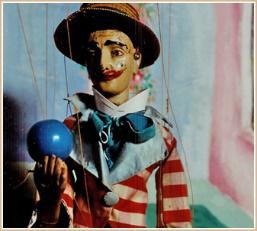 Lo spettacolo delle marionette storiche a Pescina e Avezzano