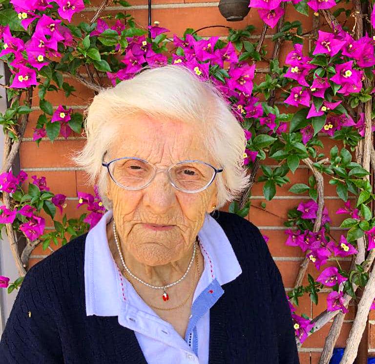 Maria Grazia Veltraino, una storia a lieto fine