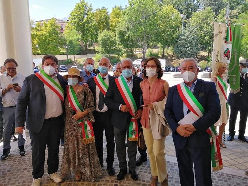 """Giubileo dei Sindaci, tra i presenti il Sindaco di San Benedetto dei Marsi D'Orazio: """"È stato un gran momento di partecipazione e condivisione"""""""