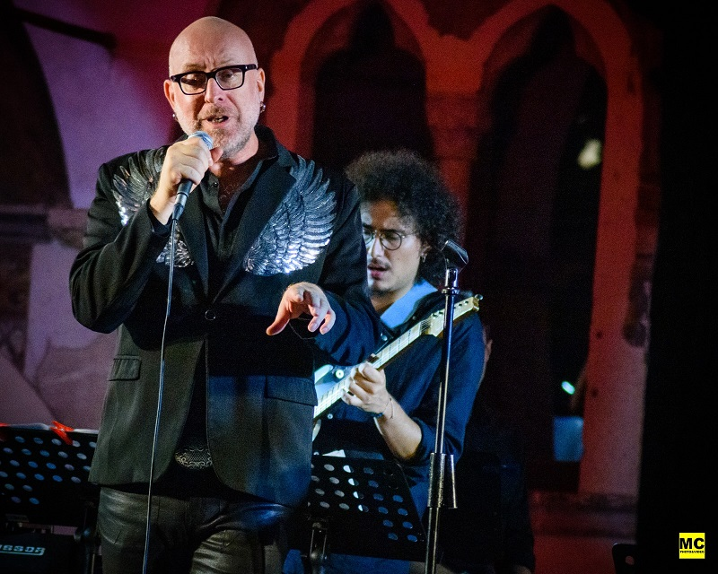 Concerto al Chiostro di San Francesco a Tagliacozzo con l'esibizione dei più grandi del jazz and soul in Italia. Tra i protagonisti anche Mario Biondi