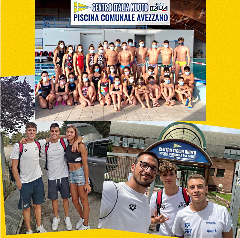 Il Team Centro Italia chiude la stagione tra medaglie e ottimi risultati ai campionati Italiani