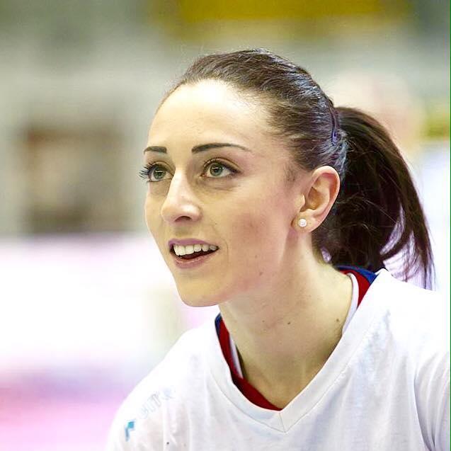 """La pallavolista marsicana Isabella Di Iulio vestirà la maglia della squadra del """"Volley Bergamo 1991"""""""