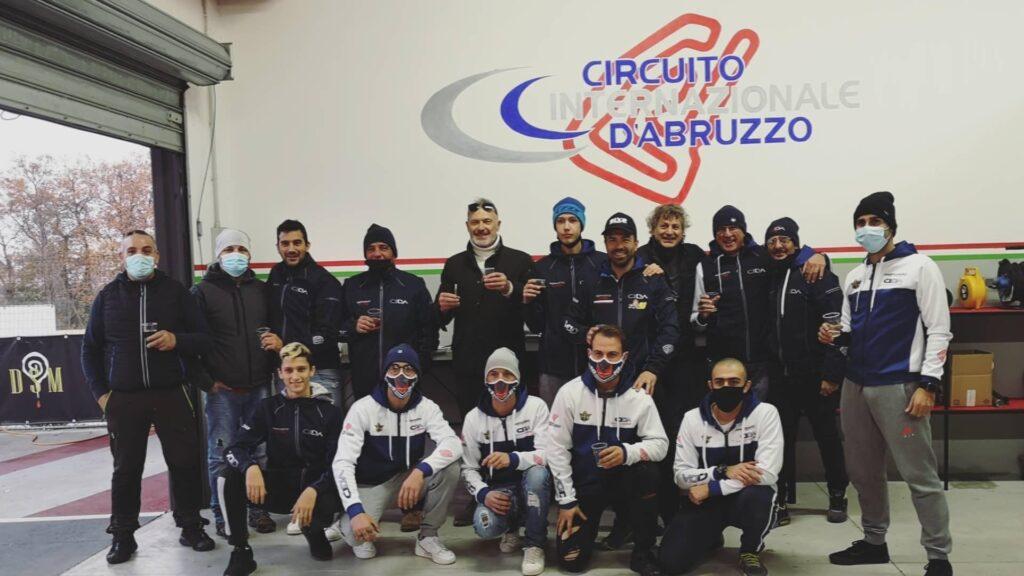 """Secondo posto assoluto al Campionato """"Centro Sud Italia Supermoto"""" 2021 per il pilota trasaccano Enrico di Pietro"""