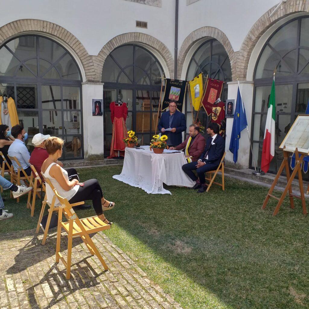 Nasce il Concorso letterario Anagni Cerchio in occasione della presentazione della Bulla Indulgentiarum
