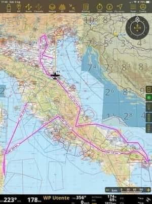 Domani 4 agosto arrivo sulla aviosuperficie di Celano del Giro Aereo D'Italia