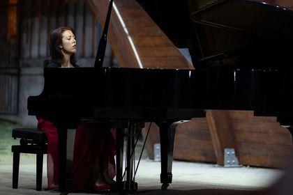 Sold out per la pianista marsicana Greta Cipriani