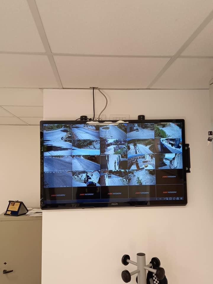 Integrazione ed efficientamento del sistema di Video-sorveglianza con nuove telecamere a Cerchio