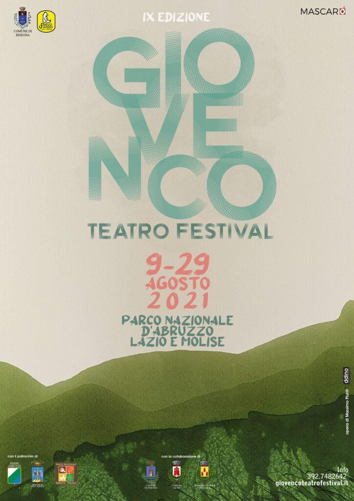 Ad Agosto torna il Giovenco Teatro Festival