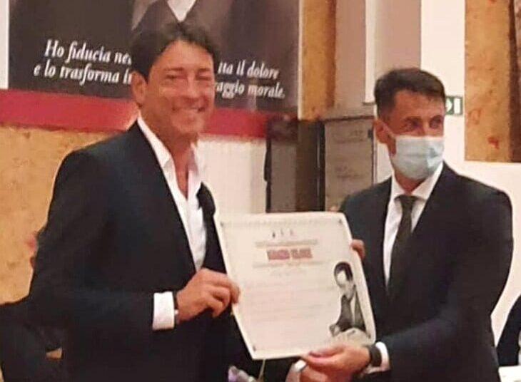 Menzione Speciale a Luca Di Nicola al 24° Premio Internazionale Ignazio Silone