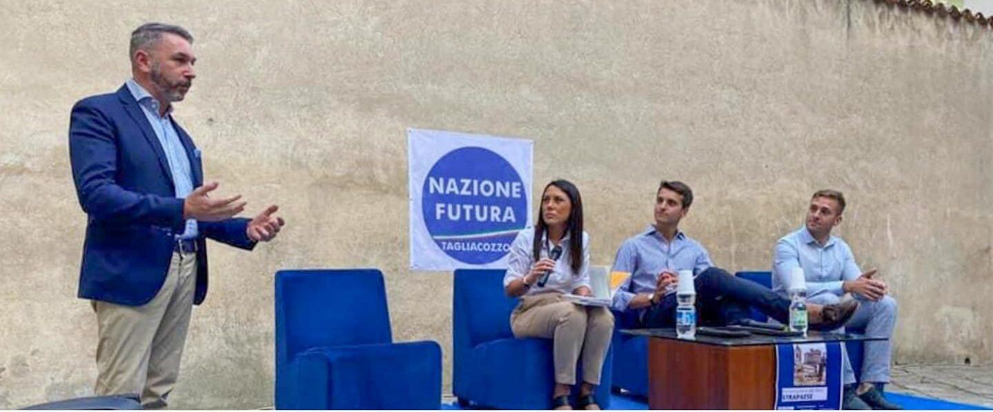 Nazione Futura a Tagliacozzo, Francesco Giubilei presenta il libro Strapaese