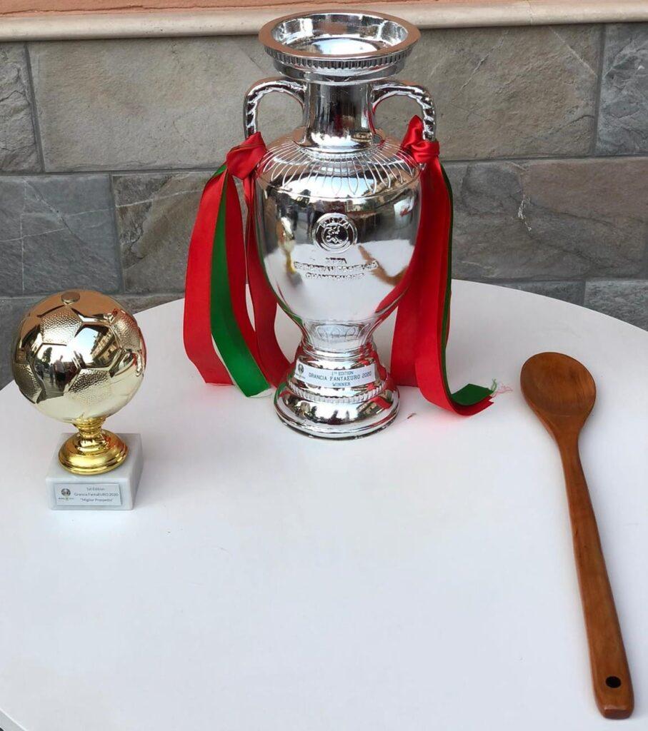 Giunge al termine la prima edizione del Grancia FantaEuro 2020, soddisfatto il presidente Babusci che si aggiudica anche il trofeo (Video)