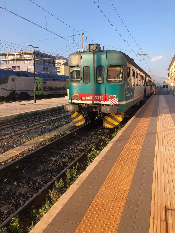 Circolazione sospesa sulla linea Avezzano-Roccasecca fino al 22 agosto: attivato servizio di autobus sostitutivi