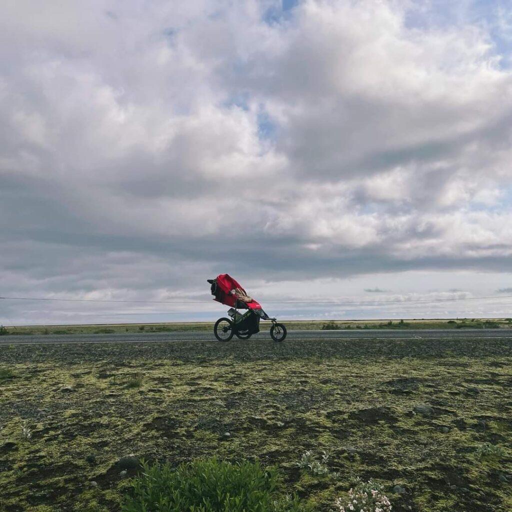 """""""Ce l'ho fatta, la Ring Road è mia"""", l'impresa in Islanda dell'avezzanese Francesco De Michelis dedicata all'amico Gian Mauro Frabotta"""