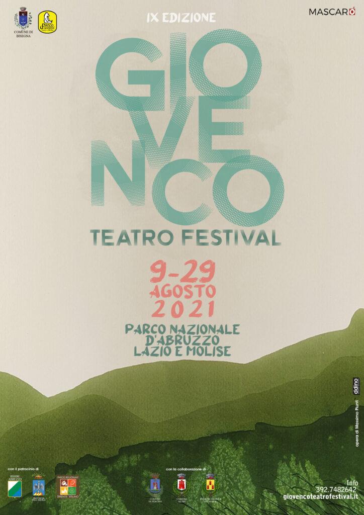 Ultima settimana per la 9° Edizione del Giovenco Teatro Festival