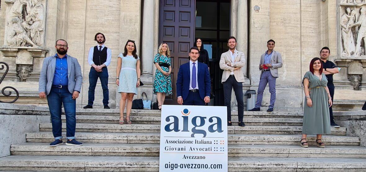 Aiga Avezzano: rinnovato il direttivo. L'Avvocato Luigi Ranalletta è il nuovo presidente