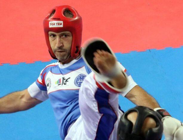 L'avezzanese Massimo Persia è tra gli atleti convocati dalla nazionale italiana master che parteciperà ai prossimi campionati mondiali di Kickboxing