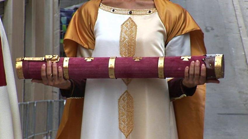 Si apre oggi la 727esima edizione della Perdonanza Celestiniana di L'Aquila