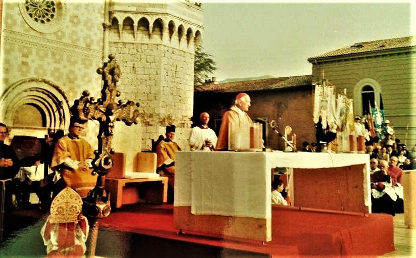 Da 727 anni la Perdonanza Celestiniana, ora Patrimonio dell'Umanità