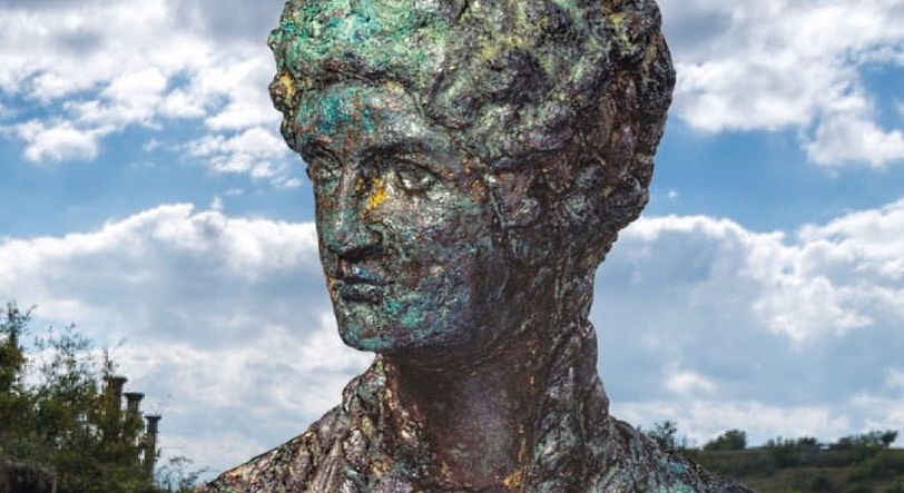 L'antico busto in bronzo di Agrippina torna ad Alba Fucens