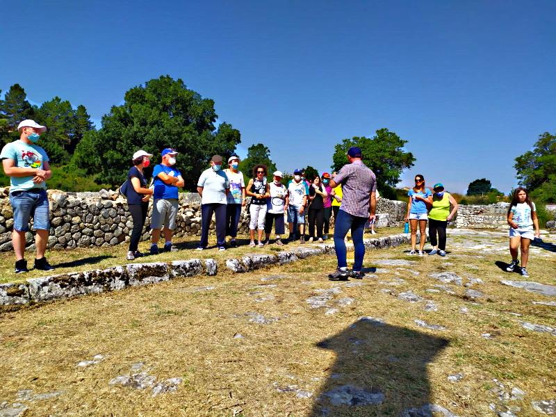 """Prosegue la terza edizione di """"ALBA OFF 2021"""" all'interno dell'anfiteatro romano di Alba Fucens"""