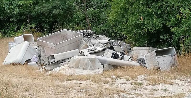 Rimozione cumuli di amianto a Corcumello e Capistrello, il Comune affida i lavori