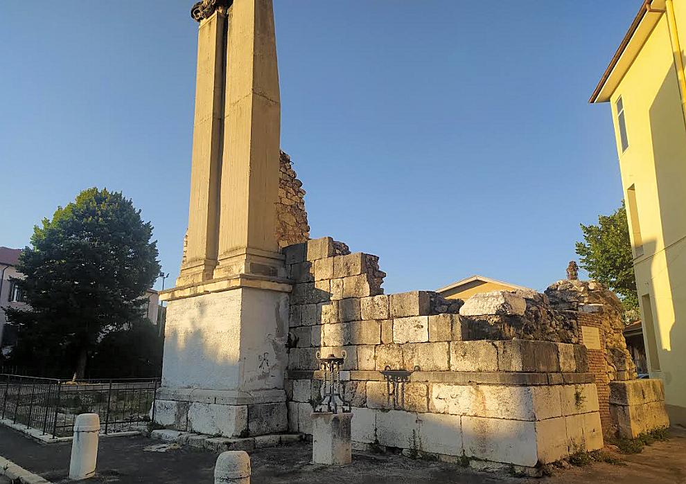 """Comune di Avezzano alla """"riscoperta"""" del patrimonio storico: riqualificazione da 170mila euro di piazza San Bartolomeo"""