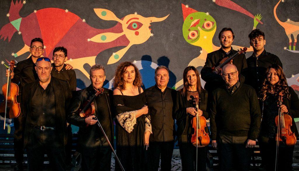 Grande successo e tanto pubblico per il concerto Art Songs ad Aielli