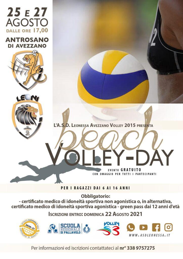 Aperte le iscrizioni per il torneo di Beach Volley ad Antrosano
