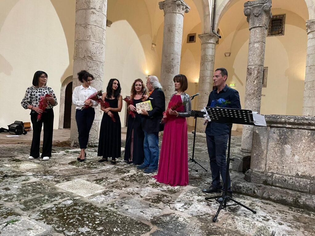 Apprezzamenti per il concerto che si è svolto ieri sera presso il Castello Piccolomini di Celano