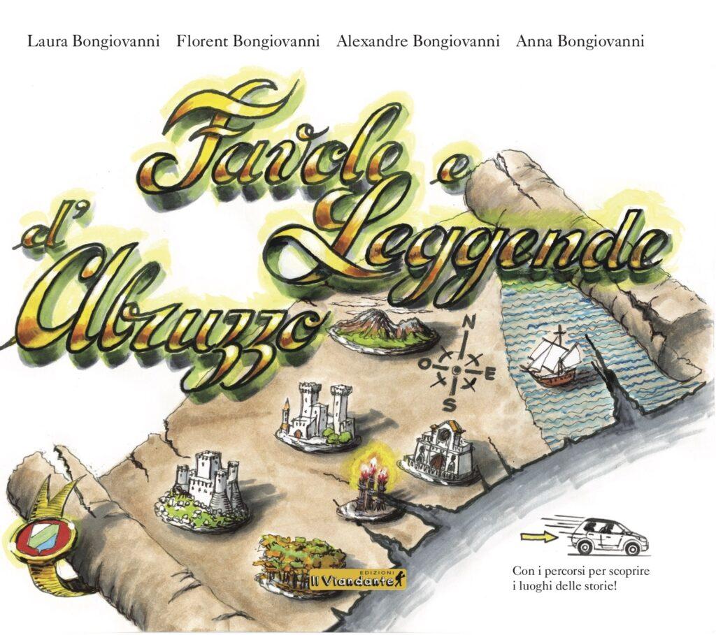 Favole e leggende d'Abruzzo, presentazione del libro di Laura Bongiovanni e Florent Bongiovanni
