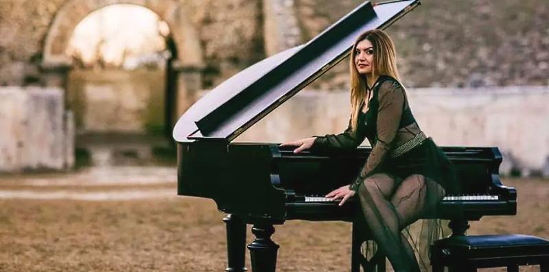 Musica e solidarietà per le donne afghane: stasera concerto di Emilia Di Pasquale a Trasacco