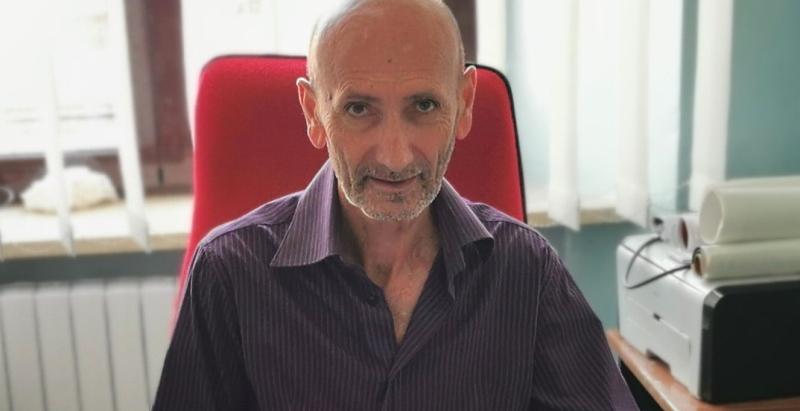 Emilio Roselli in pensione dopo 36 anni di servizio presso il Comune di Trasacco