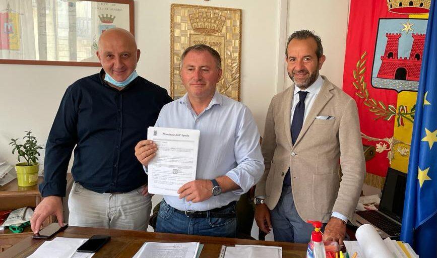 """Approvato dalla provincia un investimento di 20 milioni di euro per la messa in sicurezza dal rischio valanghe della strada provinciale n. 12 """"Frentana"""""""