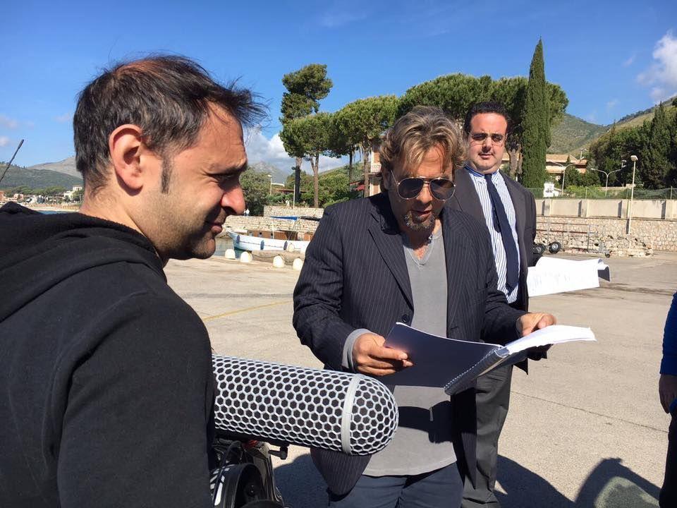 """Casting a Celano per lo Short film dal titolo """"Cristian e Sally"""" di Modestino Di Nenna, con Corrado Oddi"""