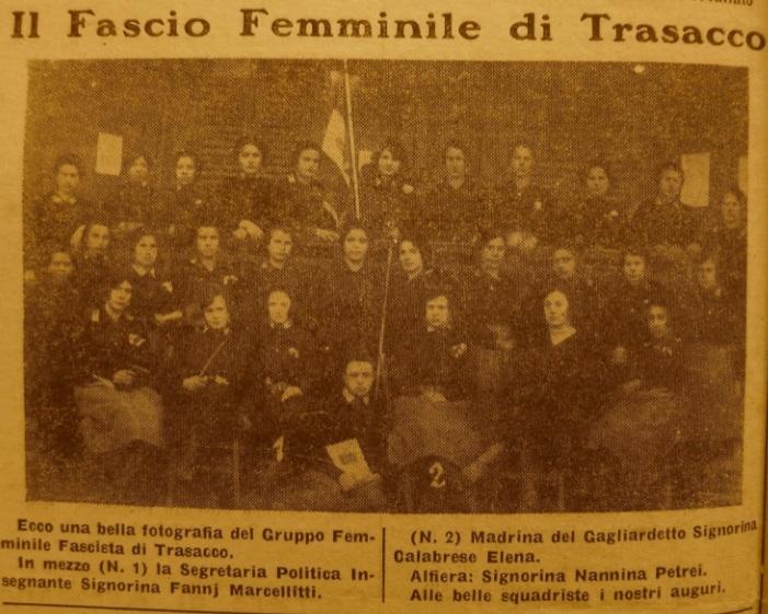 Celebrazioni solenni in tutta la Marsica per il nono anniversario della Vittoria (4 novembre 1927)