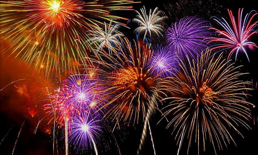Santi Martiri, oggi i fuochi di artificio si terranno in via Porciano per motivi di sicurezza