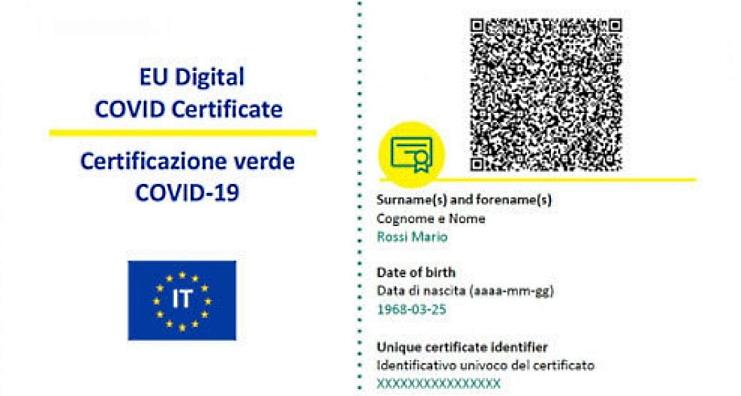 Sportello gratuito di assistenza digitale Green Pass attivato a Magliano de' Marsi