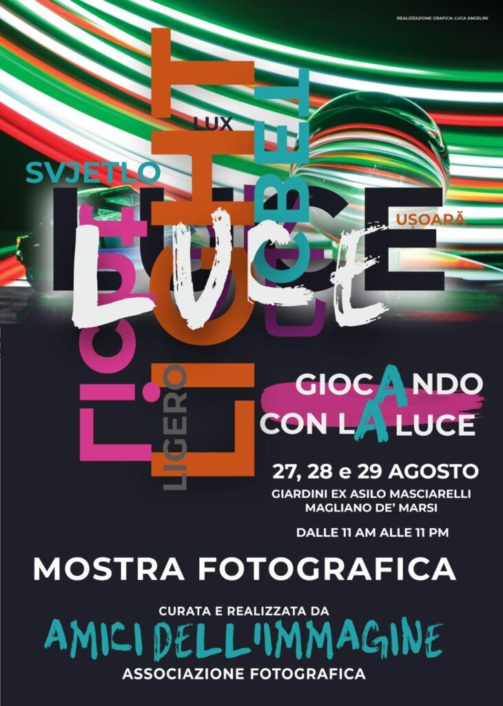"""Gli Amici dell'Immagine """"in mostra"""" il 27, 28, 29 agosto a Magliano de' Marsi"""
