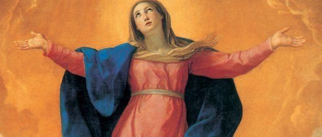 Nella ricorrenza dell'Assunzione della Vergine al cielo una poesia di Maria Assunta Oddi invita all'amore materno